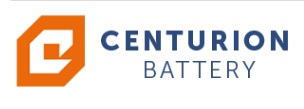 logo Centurion Battery B.V.